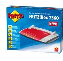 AVM FRITZ!Box 7360 PACK INT left1